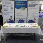 Our stand at Landlord Expo, Bristol