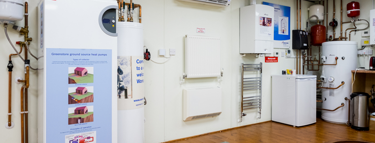 The different types of boiler - Gregor Heating
