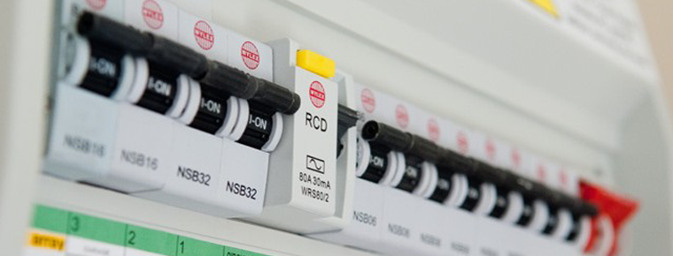 Consumer Units Bristol & Bath Fuse Bo Residual Current Devices on