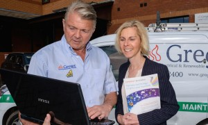 steve gregor and louise hooker of superfast business