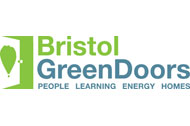 green doors event logo