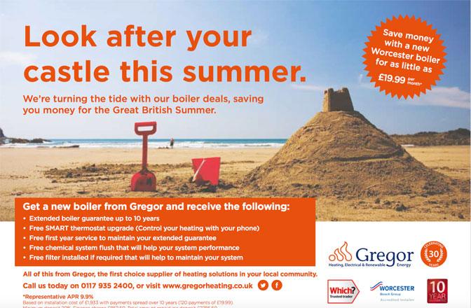 summer boiler deal