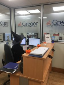 Halloween at Gregor's