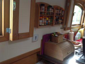 Netatmo Thermostat Kitchen