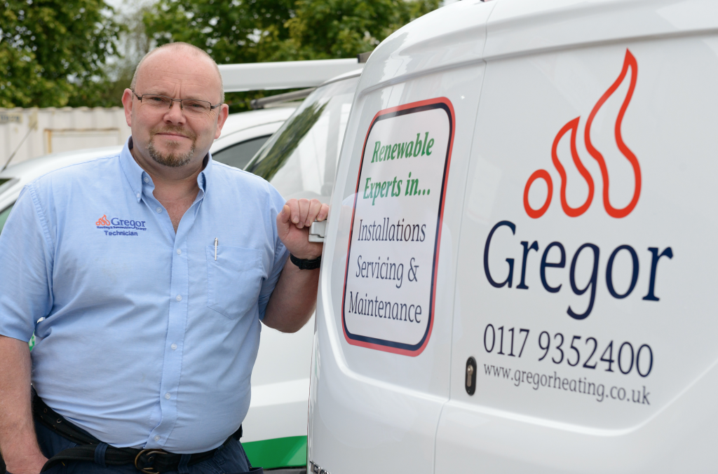 gregor renewable van