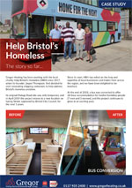 Help Bristol's Homeless