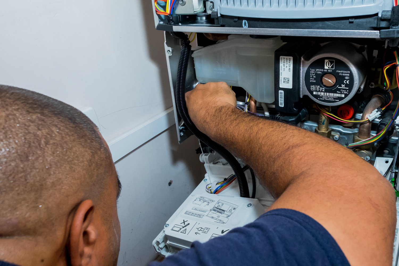 Gregor Heating boiler service engineer