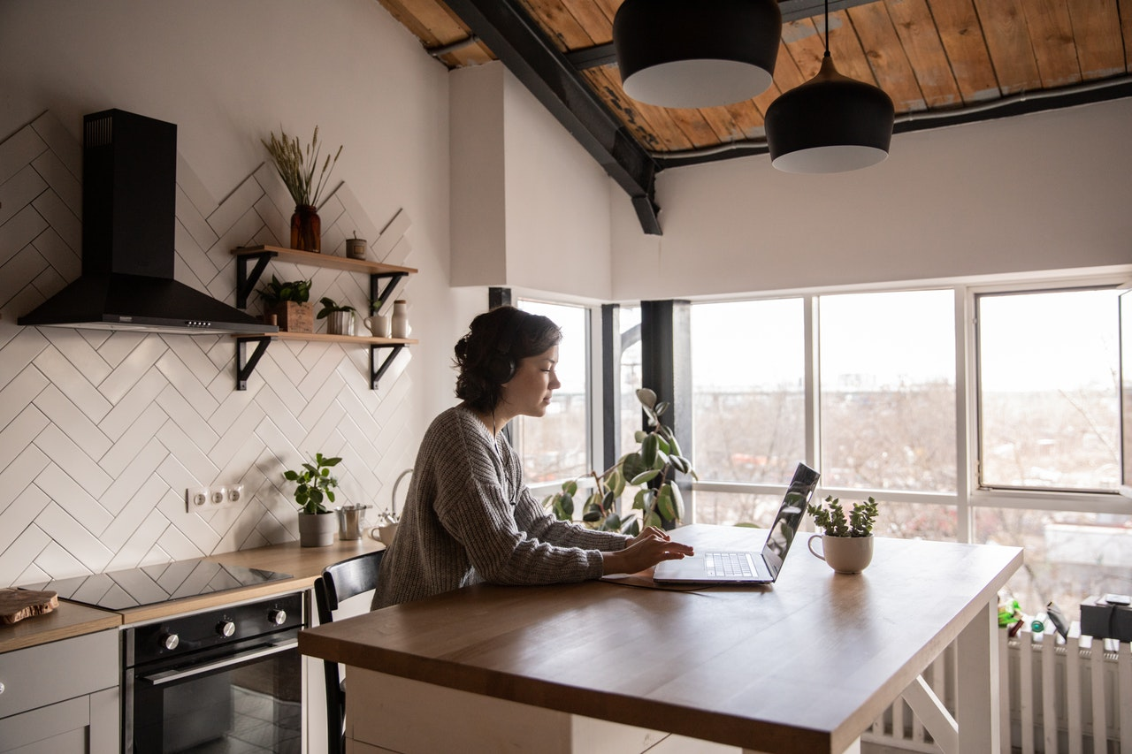 working from home can put extra pressure on your energy bills